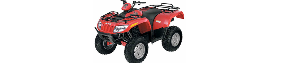 fun facts - all about four wheeler's